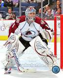 Semyon Varlamov 2011-12 Action Photo