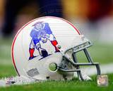 New England Patriots Helmet Photo