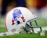 New England Patriots Helmet Photo