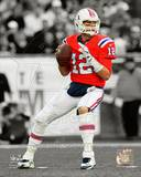 Tom Brady 2012 Spotlight Action Photo