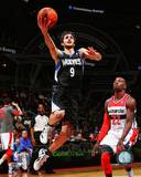Ricky Rubio 2011-12 Action Photo