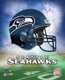 Seattle Seahawks Helmet Logo ©Photofile Photo
