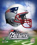 New England Patriots Helmet Logo Photo