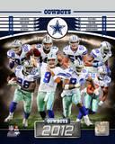 Dallas Cowboys 2012 Team Composite Photo