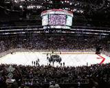 The Staples Center after the Los angeles Kings won Game 6 of the 2012 Stanley Cup Finals Photo