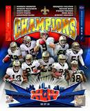 New Orleans Saints Super Bowl XLIV Champions Photo