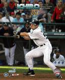 Ichiro Suzuki - All Time Single Season Hits Leader at 262 Hits Photo