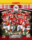 Kansas City Chiefs 2012 Team Composite Photo