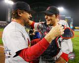 Tony LaRussa / Yadier Molina Photo