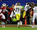 Santonio Holmes Game Winning Touchdown - Super Bowl XLIII Photo