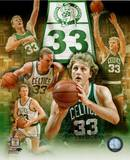Larry Bird - Legends Of The Game Composite - ©Photofile Photo