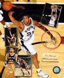 Tim Duncan - 2005 Scrapbook Photo