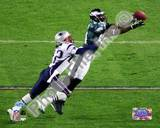 Terrell Owens - Super Bowl XXXIX - Catches A 10 Yard Pass Photo