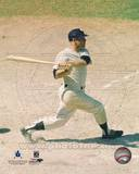 Mickey Mantle - 5 Batting Photo