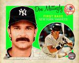 Don Mattingly 2012 Studio Plus Photo