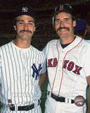 Don Mattingly / Wade Boggs Photo