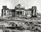 The Reichstag, Berlin, WWII Photo