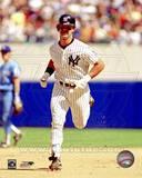 Don Mattingly - Running the Bases Photo