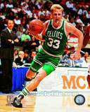Larry Bird Action Photo