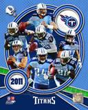 Tennessee Titans 2011 Team Composite Photo