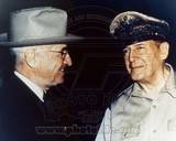Harry Truman and General Douglas MacArthur Photo