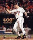 Cal Ripken, Jr. - 400th Career Home Run Photo