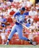 George Brett - 1990 Batting Action Photo
