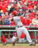 Howie Kendrick 2013 Action Photo