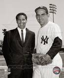 Phil Rizzuto / Yogi Berra Photo