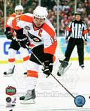 Mike Richards 2010 NHL Winter Classic Photo