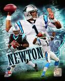 NFL Cam Newton 2011 Portrait Plus Photo