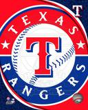 2011 Texas Rangers Team Logo Photo