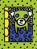 Urban Dogs II Giclee Print by Anne Leuck Feldhaus