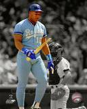 Bo Jackson Spotlight Action Photo