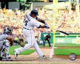 Miguel Cabrera 2012 Action Photo