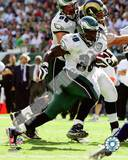 Brian Westbrook 2008 Rushing Photo