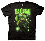 The Big Bang Theory - Sheldon Stars Bazinga T-Shirt