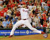 Cliff Lee 2011 Action Photo