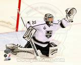 Jonathan Quick Game 2 of the 2012 Stanley Cup Finals Action Photo