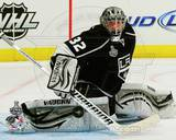 Jonathan Quick Game 3 of the 2012 Stanley Cup Finals Action Photo