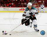 Brent Burns 2011-12 Action Photo