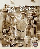Babe Ruth - Legends Of The Game Composite Photo