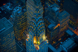 Sky View New York I Giclee Print by Jason Hawkes