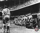 Babe Ruth - Farewell Photo