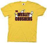 The Big Bang Theory - Wesley Crushers T-shirts
