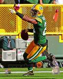 Charles Woodson 2011 Action Photo