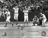 Carlton Fisk Multi Exposure - ©Photofile Photo