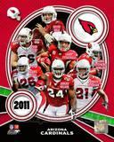 Arizona Cardinals 2011 Team Composite Photo