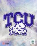 2009 Texas Christian University Team Logo Photo