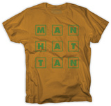 EMI Records - Manhattan T-shirts